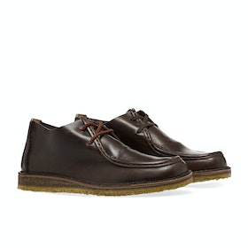 Astorflex Beenflex Herre Støvler - Dark Chestnut Leather