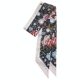 Olivia Burton Sunlight Skinny Silk Women's Scarf - Floral