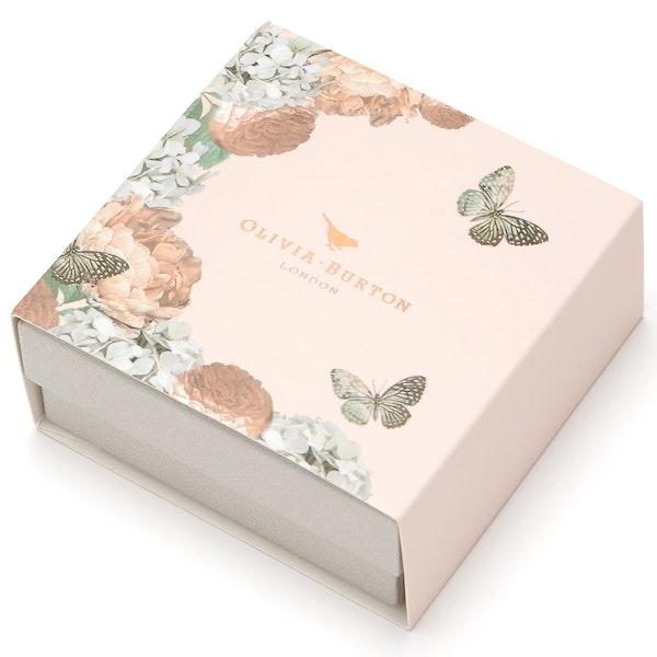 Olivia Burton Honeycomb Bee Женщины Necklace