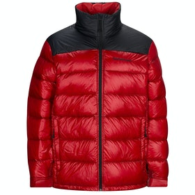 Peak Performance Frost Glacier Parka Down Jacket - Dark Chilli
