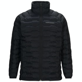 Peak Performance Argon Light Jacket - Black