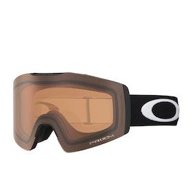 Oakley Fall Line XM Snow Goggles - Matte Black ~ Prizm Persimmon