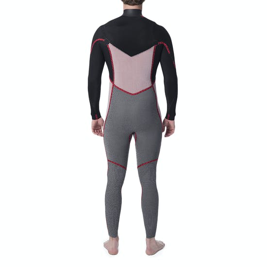 Rip Curl Dawn Patrol Hooded 5/4mm Chest Zip Wetsuit