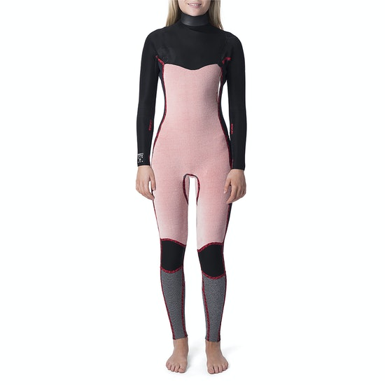 Rip Curl Dawn Patrol 4/3mm Chest Zip Ladies Wetsuit
