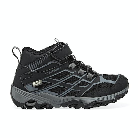 Botas para Caminhar Criança Merrell Moab FST Mid AC WTPF