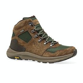 Merrell Ontario 85 Mid Waterproof Walking Boots - Forest