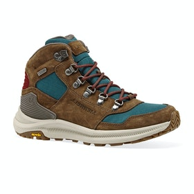 Merrell Ontario 85 Mid Waterproof Womens Walking Boots - Dragonfly