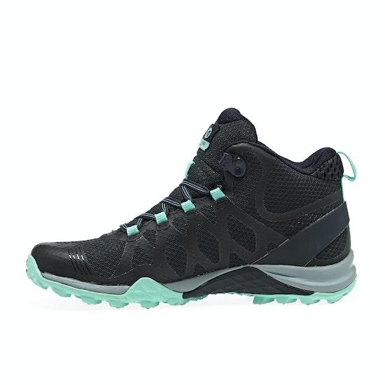 Merrell Siren 3 Mid GTX Womens Walking Boots