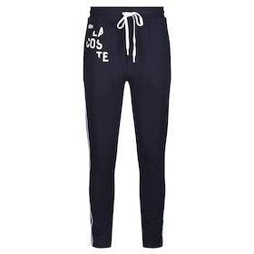 Lacoste Millenials Lounge Pant Loungewear Bottoms - Navy