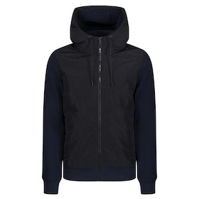 BOSS Znylon Men's Jacket - Dark Blue