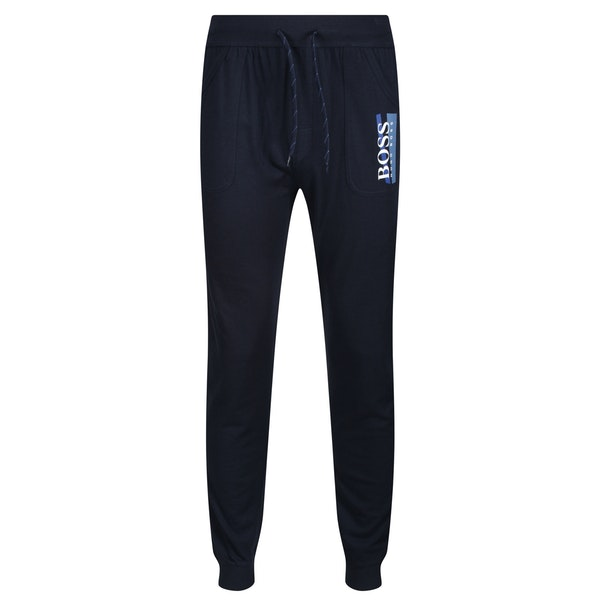 BOSS Authentic Jersey Cuff Jogging Pants