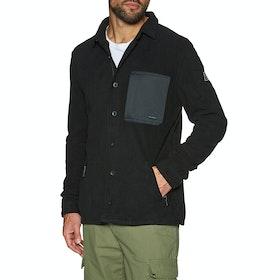 Billabong Track Fleece Shirt - Black