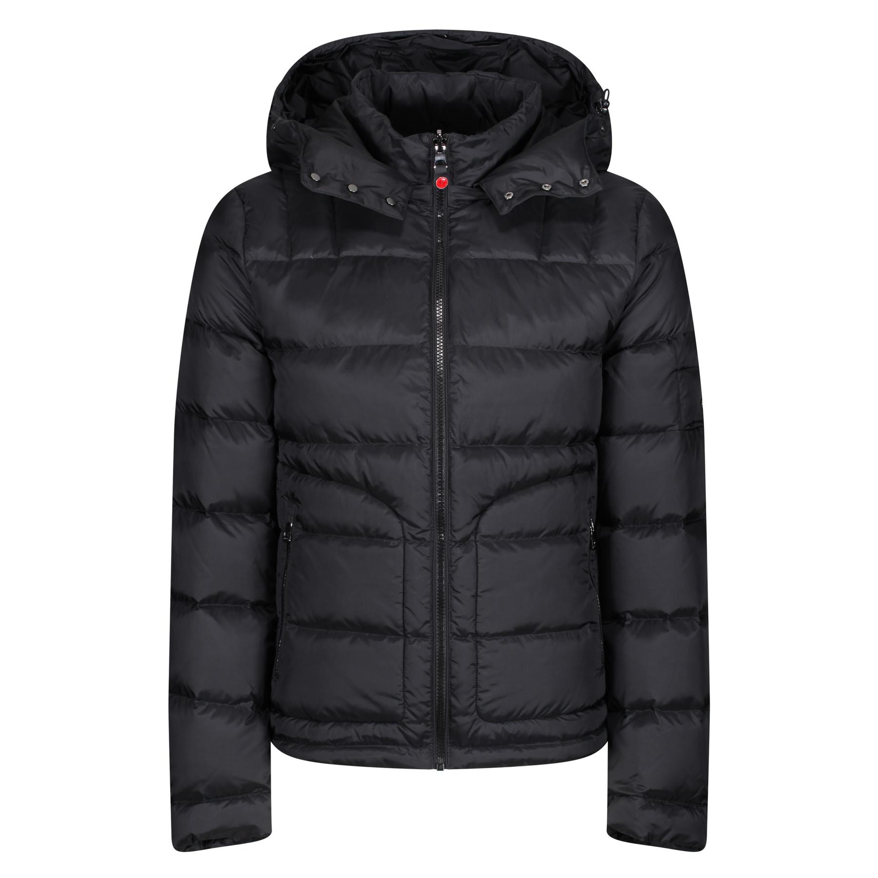 49 Winters The Parka Daunenjacke Fur Black Verkauf bei