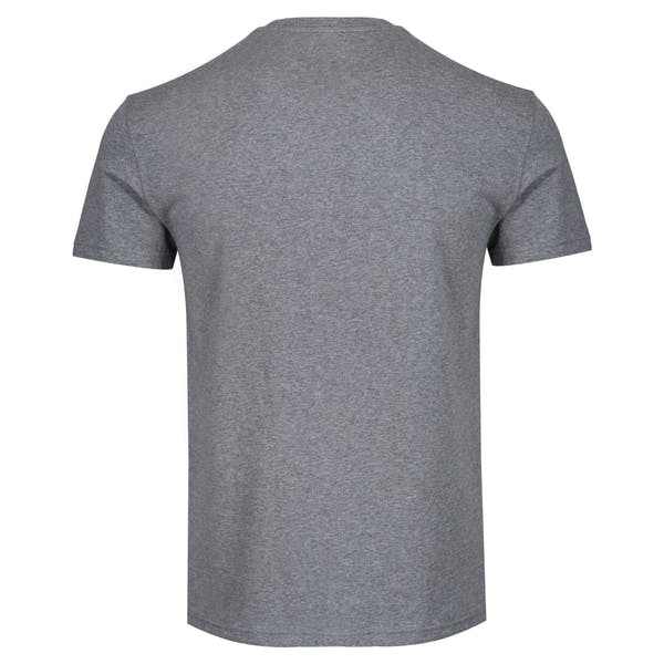 Emporio Armani Stretchy Knit Cotton Kurzarm-T-Shirt