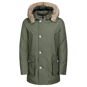 Woolrich Arctic Parka Df Jacket - Greenstone