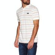 Rip Curl Vintage Stripped Polo Shirt