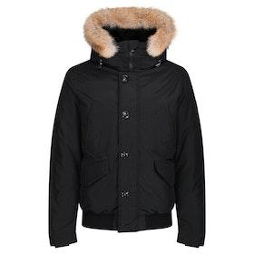 Woolrich Polar Bunda - Black