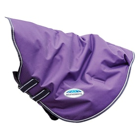 Weatherbeeta Comfitec Plus Dynamic Medium Neck Cover - Purple Black