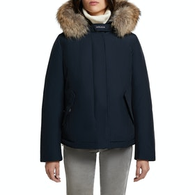 Woolrich Short Arctic Parka Jacket - Dark Navy