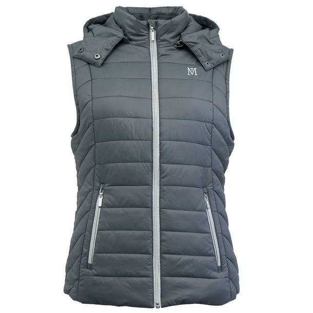 Mark Todd Padded Winter Ladies Gilet