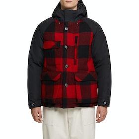 Woolrich Wool Mountain Bunda - New Black A