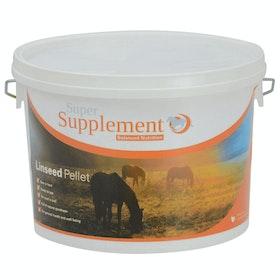 Super Codlivine Linseed Pellets Health Supplement - Brown