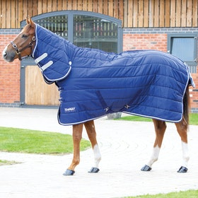 Shires Tempest 200g Combo Stable Rug - Navy