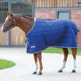 Shires Tempest 200g Standard Stable Rug - Navy