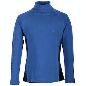 QHP Sport Anniek Girls Base Layer Top - Blue
