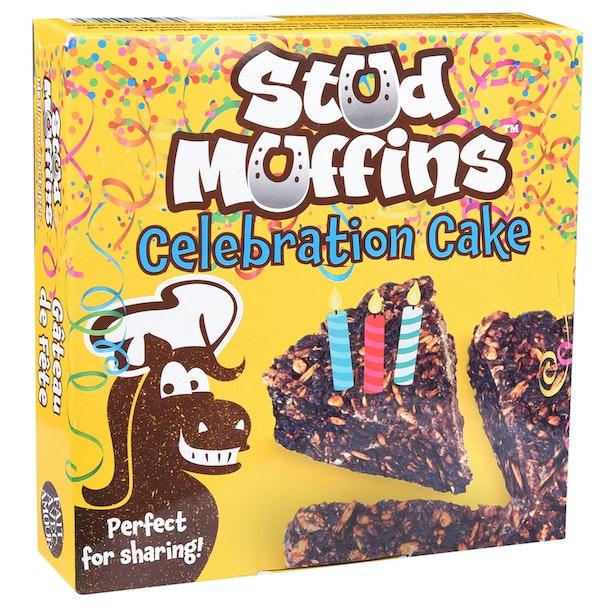 Likit Stud Muffins Celebration Cake Horse Treats