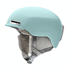 Smith Allure Womens Ski Helmet - Matte Pale Mint