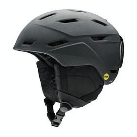 Casco para esquí Mujer Smith Mirage Mips - Mat Black Pearl