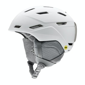 Casco para esquí Mujer Smith Mirage Mips - Matte White