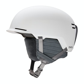 Smith Scout Ski Helmet - Matte White