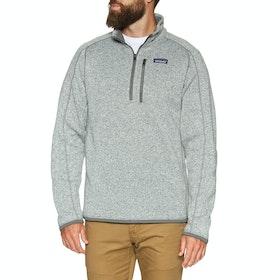 Polaire Patagonia Better Sweater Quarter Zip - Stonewash