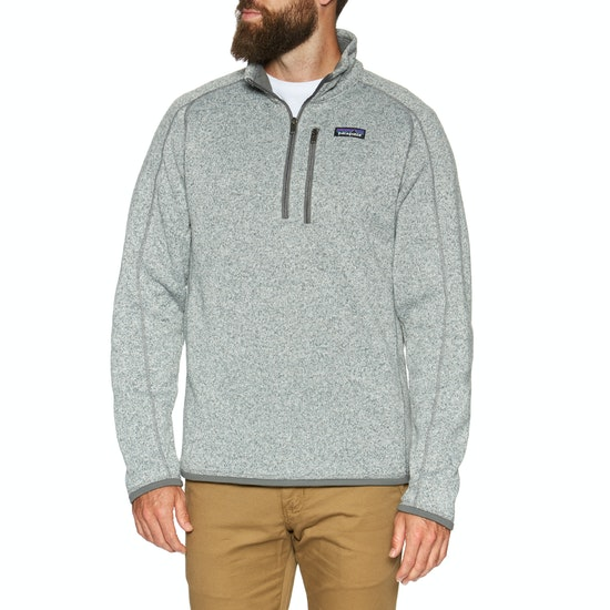 Patagonia Better Sweater Quarter Zip Fleece