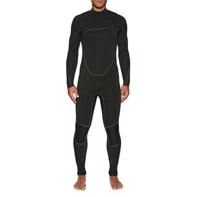 Patagonia R3 Yulex 4.5mm Chest Zip Wetsuit - Black