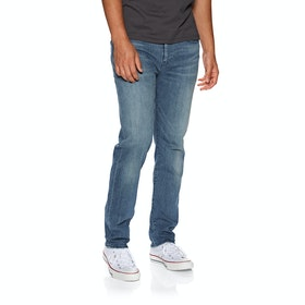 Jeans Levi's 502 Regular Taper - Green Cider Adv
