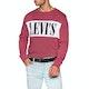 Sweat Levi's Logo Colorblock