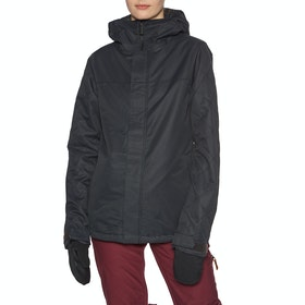 Volcom Bolt Ins Snow Jacket - Black