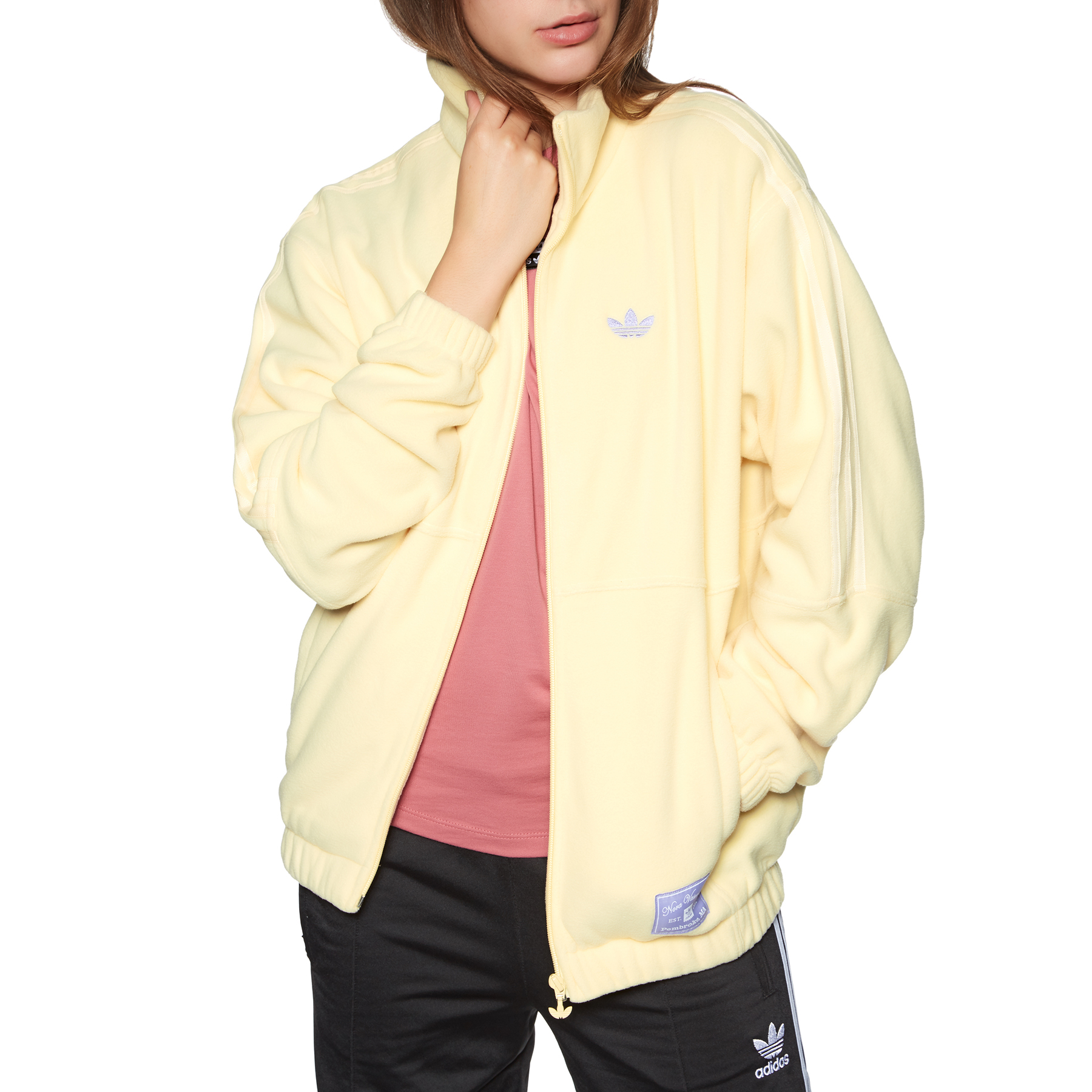 adidas nora fleece jacket