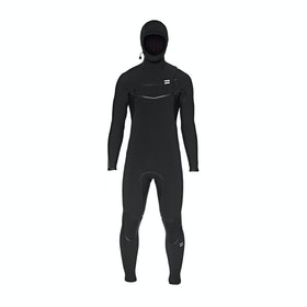 Billabong Furnace Ultra 6/5mm Hooded Wetsuit - Black