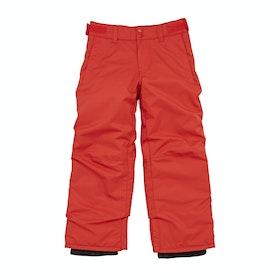 Billabong Grom , Snowboardbyxa Boys - Lava