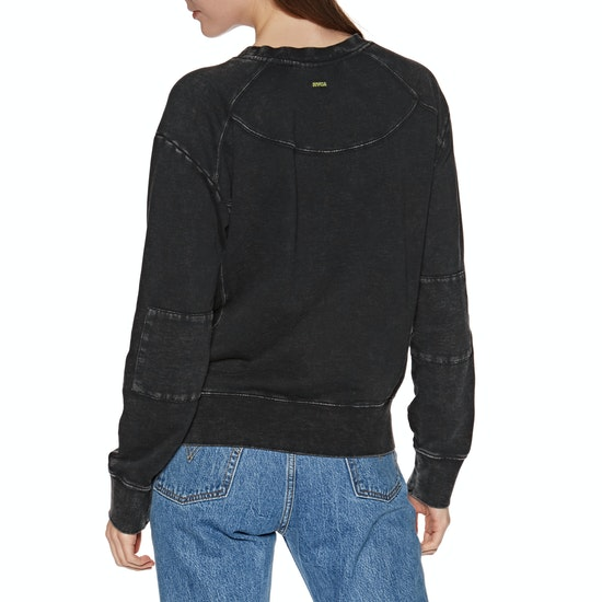 RVCA Mended Pullover Womens Sweater