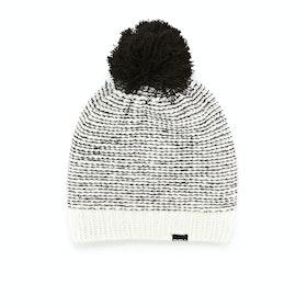 O'Neill Herringbone Knit Beanie - Powder White