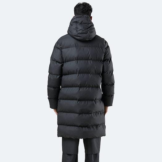 Rains Long Puffer Down Jacket