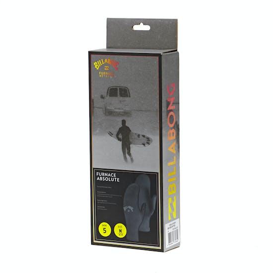 Billabong Absolute 5mm Mitten Wetsuit Gloves