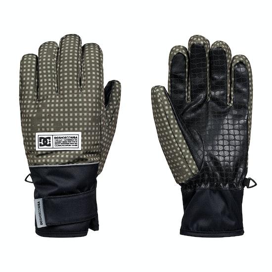DC Franchise Snow Gloves