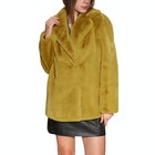 Ted Baker Zenna Bright Faux Fur Womens ジャケット