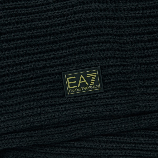 EA7 Mountain Knit Scarf